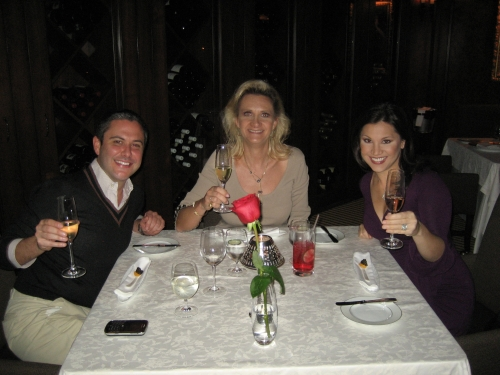 DJ Petroro, Sophie Gayot, & Victoria Recano